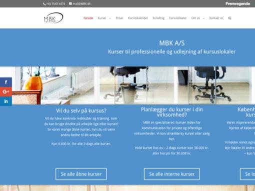 mbk.dk – MBK A/S