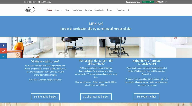 MBK - Effektive kurser der skaber resultater