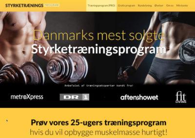 styrketraeningsprogram