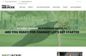 fitwithjackie.com