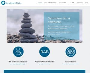Sundhedsraadet.dk - Hjælp til opsætning og optimering